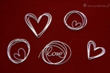 Love doodles/Brush art script