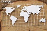 Mapa XL/Travel the World - 1 ks