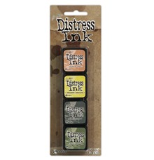 Tim Holtz Distress Ink Minis Kit 10