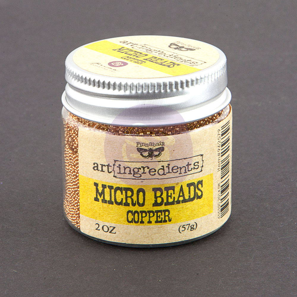 Art Ingrediens Micro Beads - Copper