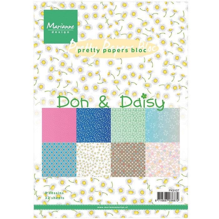 Don & Daisy A5 - 8 ks