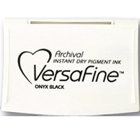 Versafine onyx black