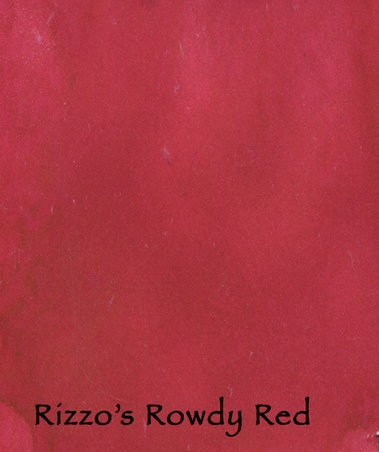 Rizzo's Rowdy Red/MAGICALS Flat Powders