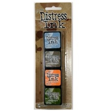 Tim Holtz Distress Ink Minis Kit 9