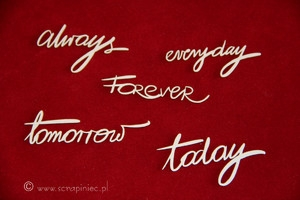 Always/Brush art script