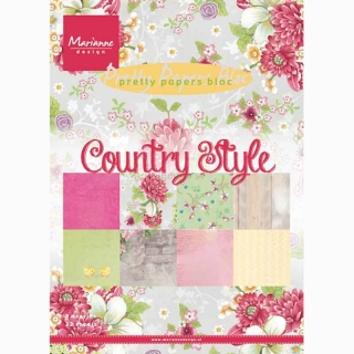 Country style A5 - 8 ks