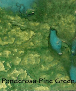 Ponderosa Pines Olive/MAGICALS Shimmer Powders