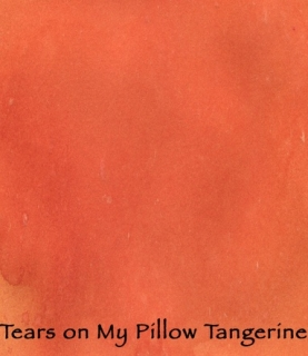 Tears on My Pillow Tangerine/MAGICALS Flat Powders