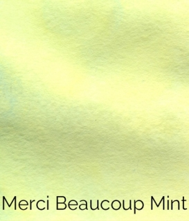 Merci Beaucoup Mint/MAGICALS Flat Powders