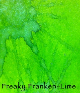 Freaky Franken Lime/MAGICALS Shimmer Powders