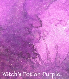 Witch's Potion Purple/MAGICALS Shimmer Powders