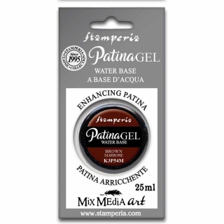 Patina Gel 25 ml Brown