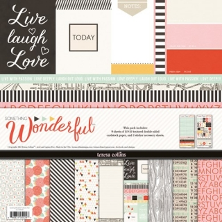 "Something Wonderful Kit 12x12"" - 11 ks"